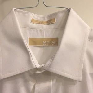 Michael MICHAEL KORS white dress shirt